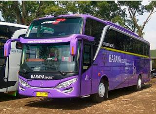 Price List Sewa Bus Pariwisata SHD Bandung Terbaru