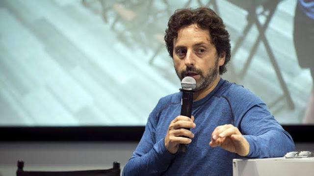 Top Richest People - Sergey Brin