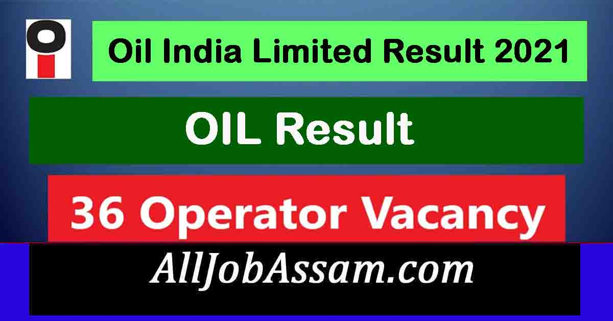 Oil India Limited Result 2021