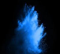تفسير اللون الازرق في المنام