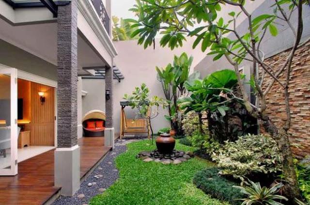 Inspirasi Rumah Nuansa Bali Yang Menarik Konsep Rumah Nuansa Bali