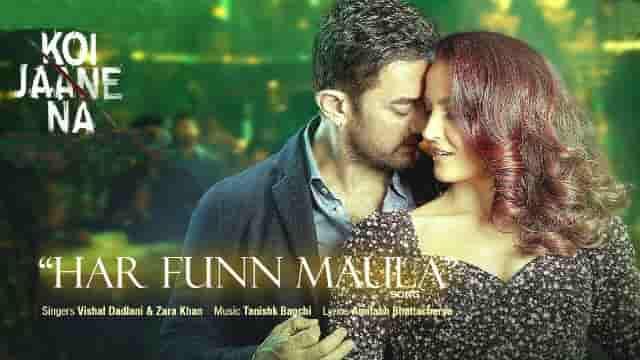 Har Funn Maula Lyrics-Koi Jaane Na, Vishal Dadlani, HvLyRiCs