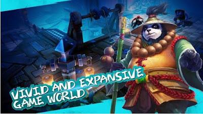 Taichi Panda: Heroes Mod Apk + Data 4