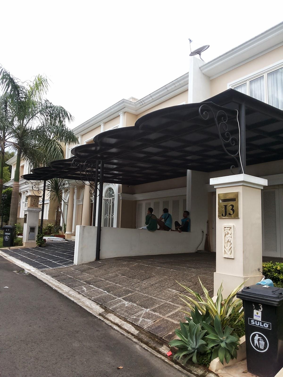 Gambar Pagar Rumah Cluster Desain Rumah