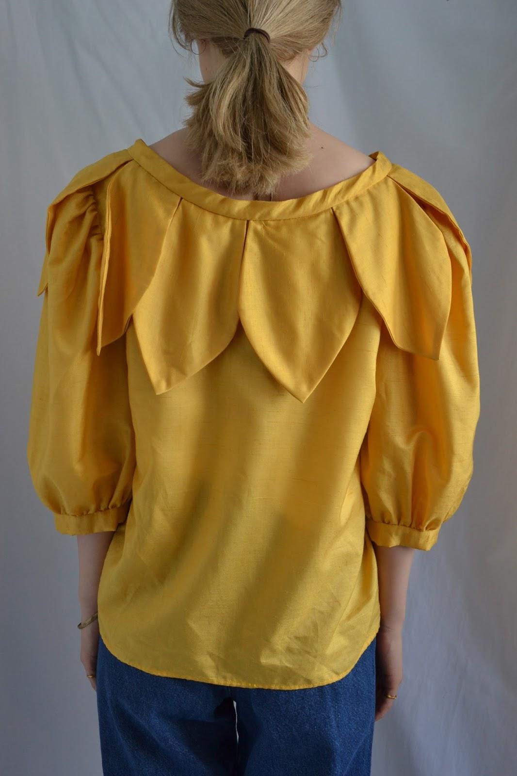Vintage Blouse Designs 54