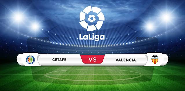 Getafe vs Valencia Prediction & Match Preview