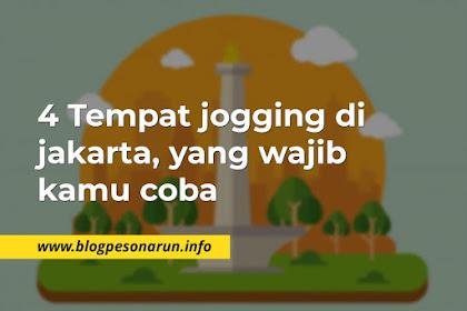 4 Tempat Jogging Di Jakarta, Yang Wajib Kamu Coba