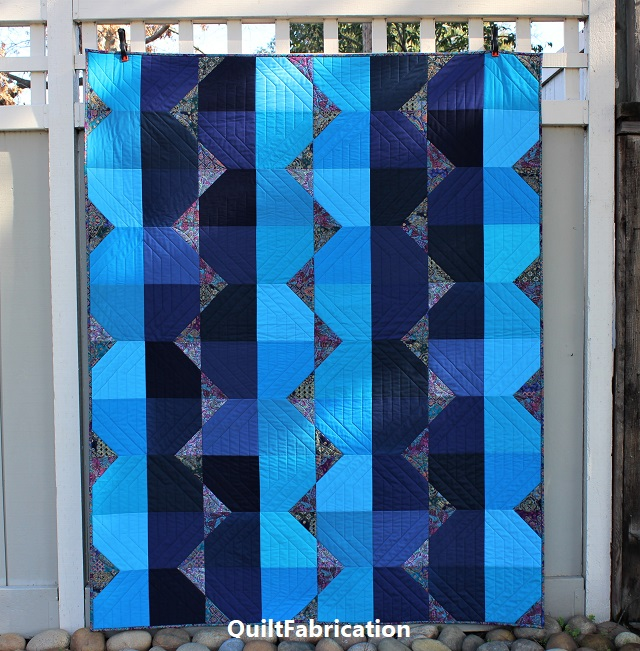 Summer Ocean by QuiltFabrication
