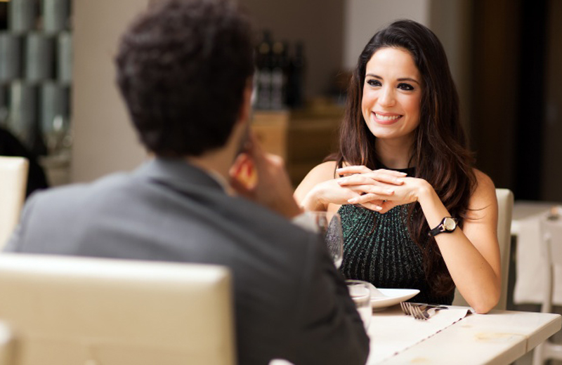 Things you should never do on a first date
