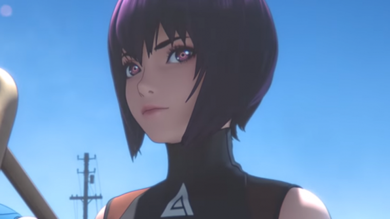 Ghost in the Shell SAC_2045 ganha teaser