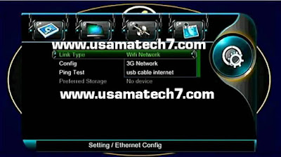 1506T SCB4 Menu HD Receiver PowerVU New Software Update
