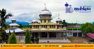 Kubah Stainless Pidie Aceh