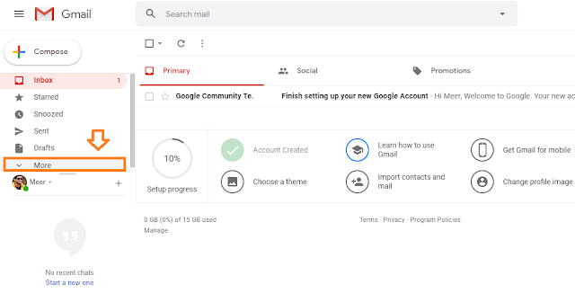 How To Create A Gmail Account - Step By Step | Change Gmail Profile Picture