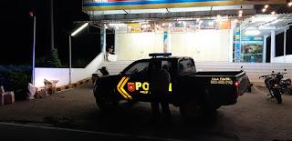 Antisipasi Kejahatan, Personel Polsek Maiwa Rutin Laksanakan Patroli Malam