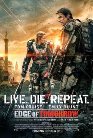 Edge of Tomorrow 2014 Full Movie in Hindi Download HD 720p Dvdrip