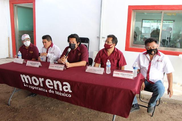 Morena, el virus para los gobiernos cupulares que encabeza la derecha: Contreras Soto