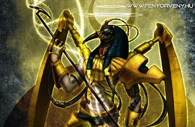 Az Atlantiszi Thoth smaragdtáblái: IX. Smaragdtábla - A tértől való szabadulás kulcsa
