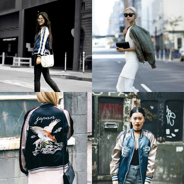How To Style // Bomber Jackets (Pt. 2)