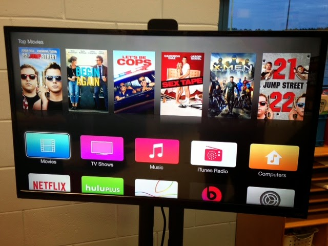 Technology with Class: Movies on the Apple TV Home Screen