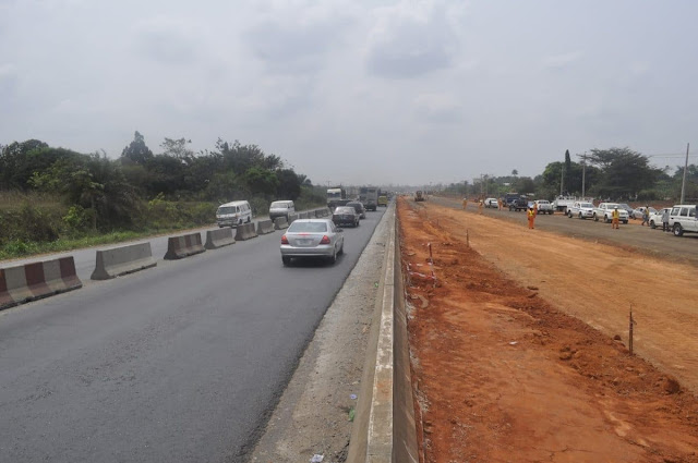 Lagos-Ibadan Highway: Here are alternative routes as road closes today
