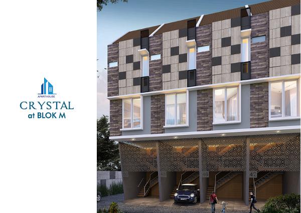 crystal aparthouse