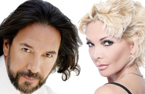 Marisela & Marco Antonio Solis - Pareja Ideal