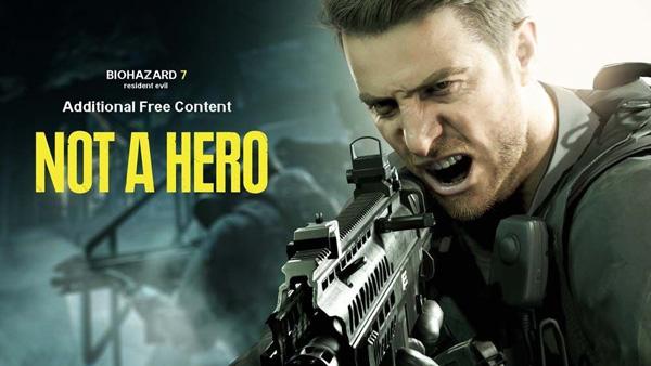 Resident Evil 7 - Not a Hero Oynanış Videosu