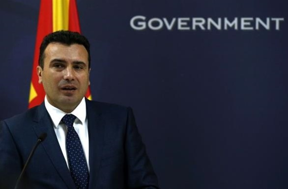 Ο Ζ. Ζάεφ καλεί το VMRO-DPMNE να μην υπονομεύει τη Συμφωνία των Πρεσπών