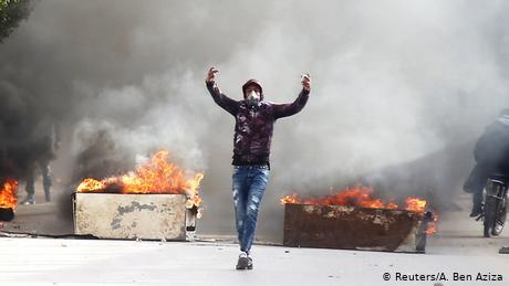 Χειμώνιασε στην... Αραβική Άνοιξη