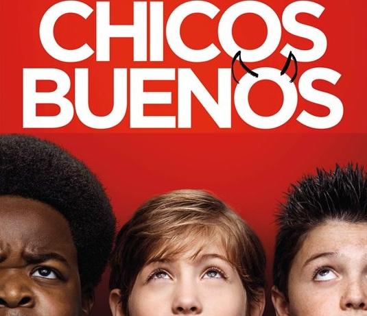 CHICOS BUENOS 2019 - GOOD BOYS 2019  ONLINE