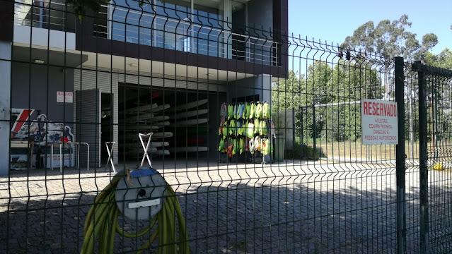 Clube Náutico do Prado - Aluguer de embarcações