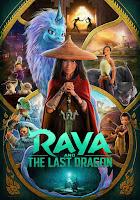 Raya and the Last Dragon 2021 English 720p HDRip