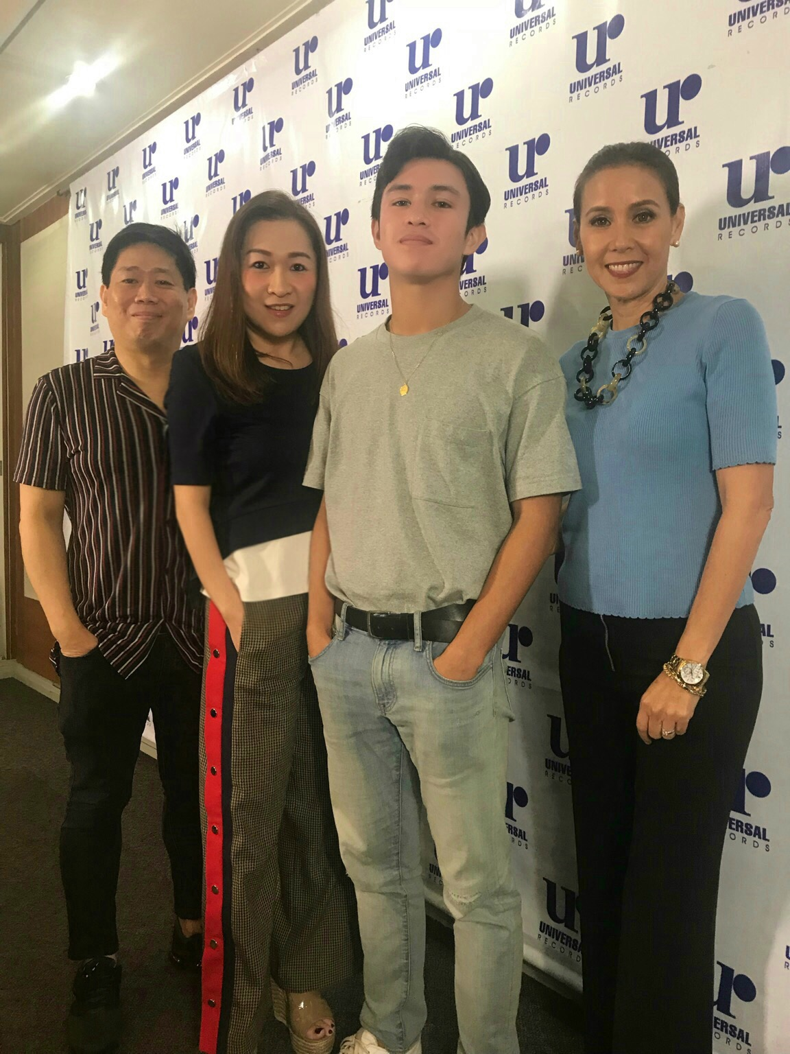 Universal Records Signs 17 Year Old Singer Songwriter Paolo