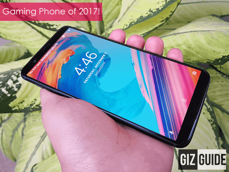 Editor's Choice: Gaming Smartphone of 2017 - OnePlus 5T