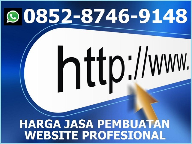 HARGA JASA PEMBUATAN WEBSITE PROFESIONAL