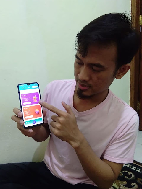 Download Aplikasi blu by BCA Digital
