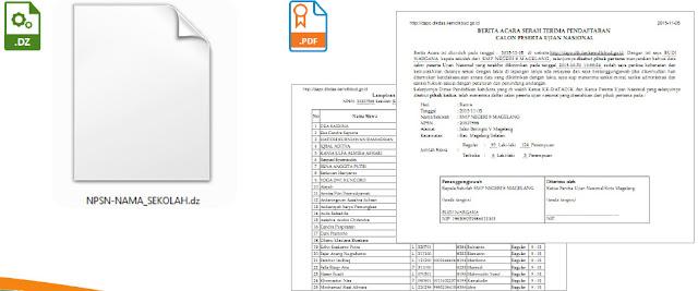 Panduan Aplikasi Pendaftaran Peserta Un Sd 2016