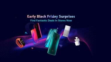 Xiaomi announces Black Friday sale: Here are the top deals 2020