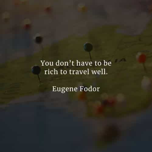 Travel quotes that will motivate your wanderlust