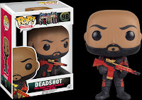 Funko Pop! Deadshot unmasked