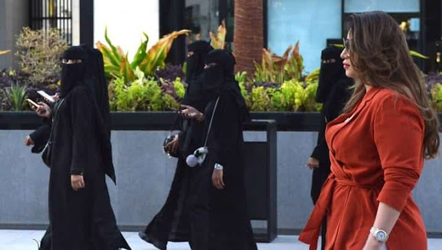 Foreign Women not required to wear Abayas, Only Modest Clothing