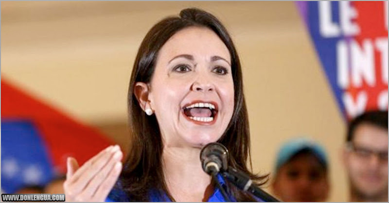 Coalición Internacional propuesta por Maria Corina Machado no es viable