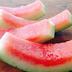 Makan Semangka, Jangan Lupakan Kulitnya
