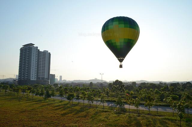 Cyberjaya Hot Air Balloon Rides