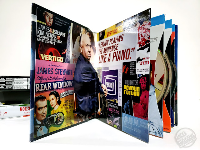 Universal 2020 Alfred Hitchcock Movie Collection