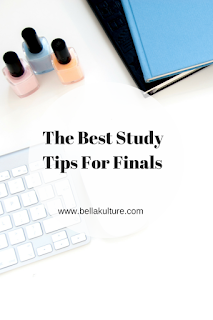 The Best Study Tips for Finals