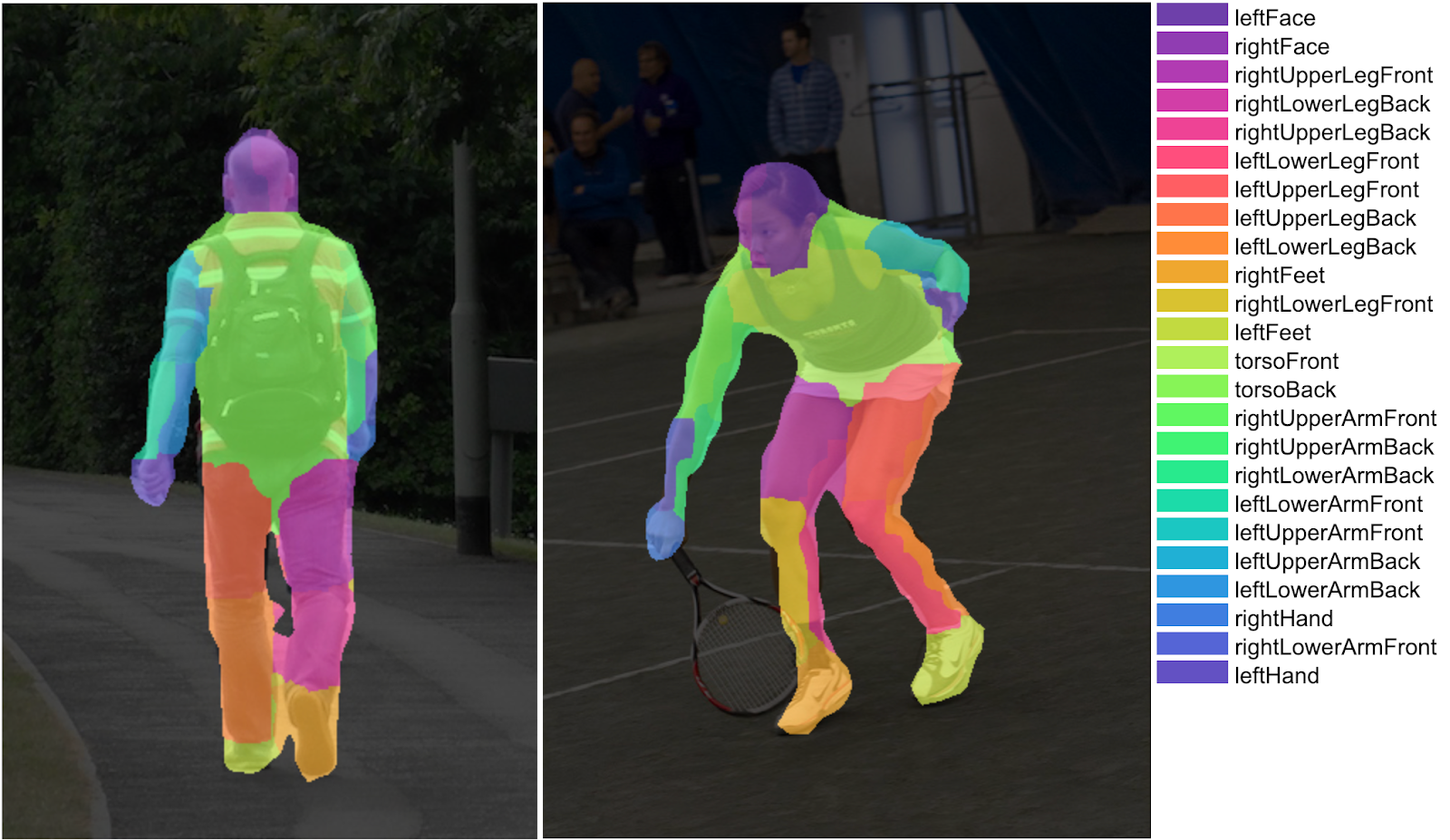 BodyPix: Real-time Person Segmentation in the Browser with
