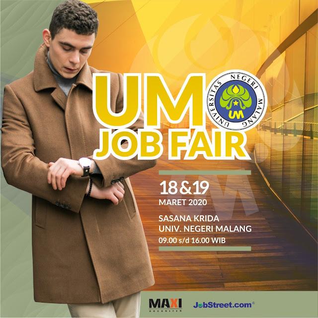 Job Fair Malang Tahun 2020