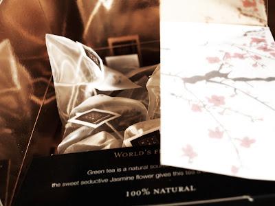 Tè verde al Gelsomino biologico Rituals