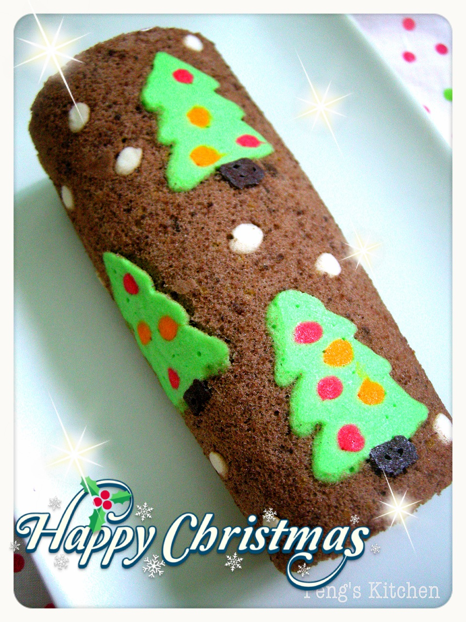 Swiss Roll Cake Images